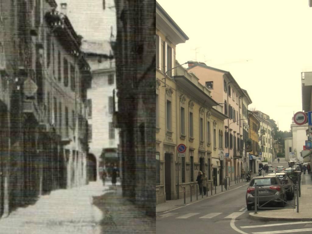 Metamorfosi urbana, sedicesima puntata: Via Carrobbio, una porta aperta sul Rinascimento