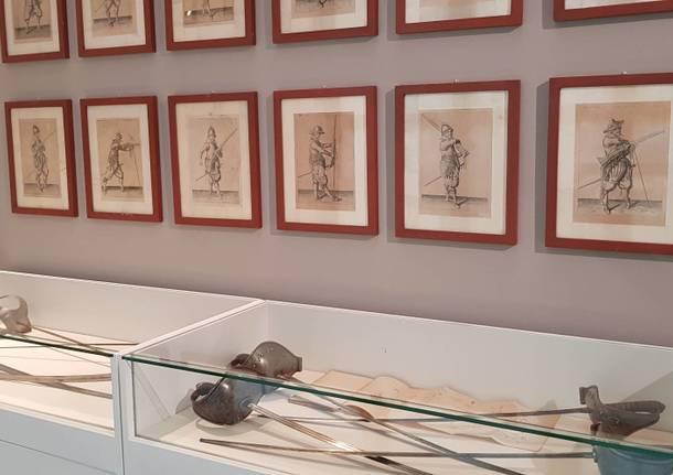 Il museo della scherma di Busto Arsizio