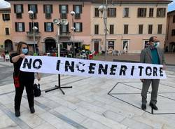 No all'inceneritore