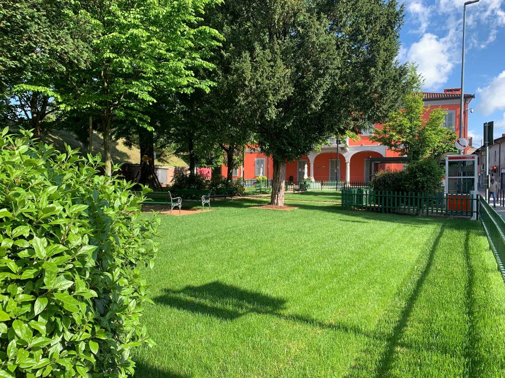Nuovo giardino pubblico Cavaria