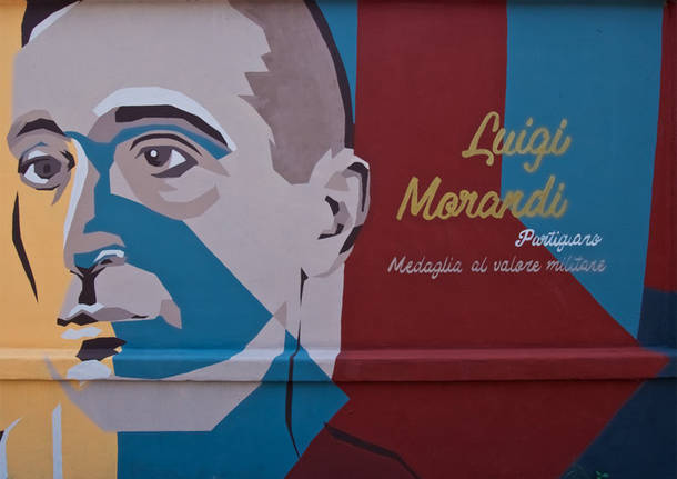 OrticaMemoria, il quartiere che si racconta con i murales