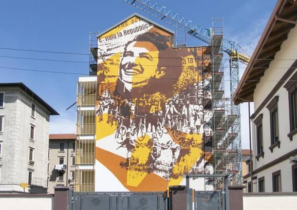 OrticaMemoria, la storia scritta sui muri