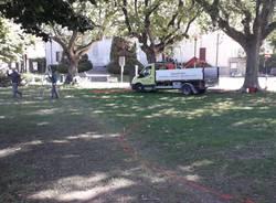 Parco giochi inclusivo - cerro