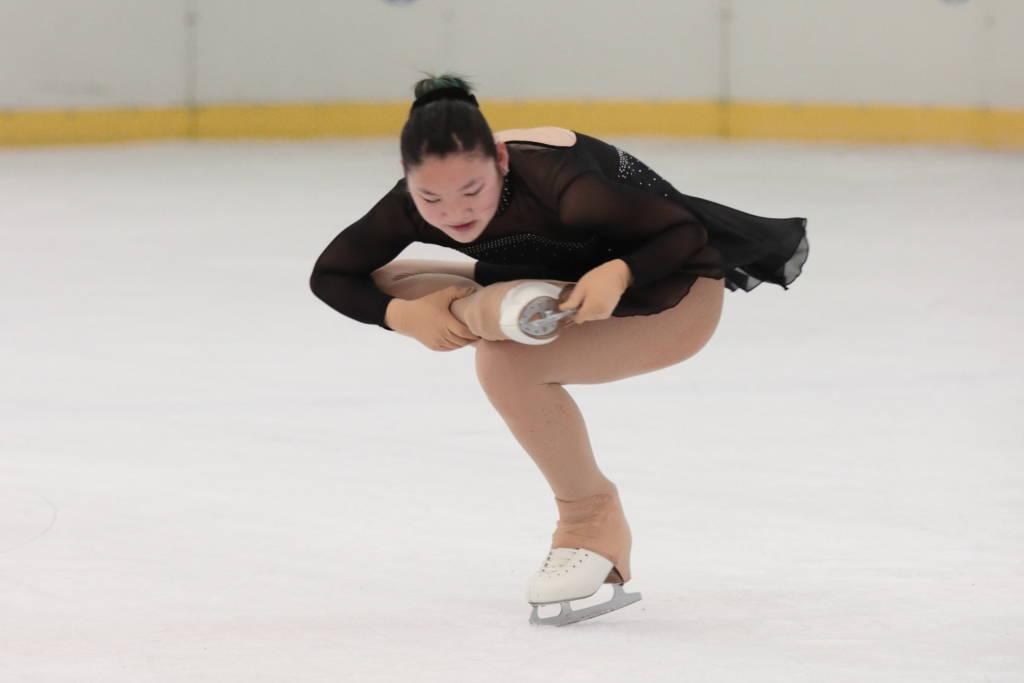 Pattinaggio su ghiaccio a Oggiona con Santo Stefano, finale di campionato e trofeo nazionale Libertas