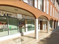 Piazza Matteotti banca Intesa