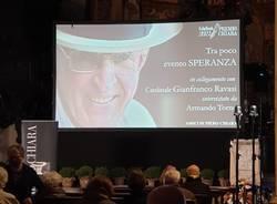 premio Chiara: Incontro in basilica di ìsan Vittore con Gianfranco Ravasi