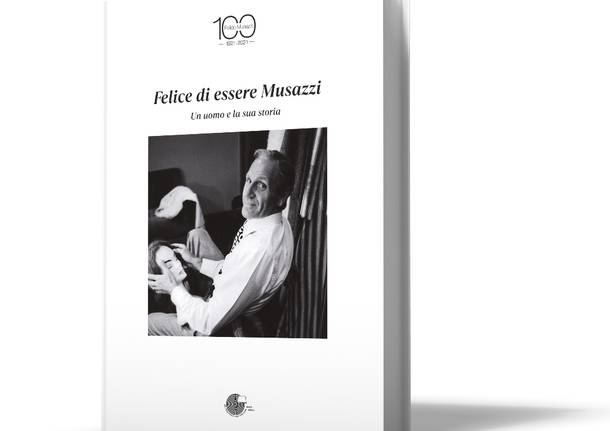 presentazione libro Felice Musazzi Legnano