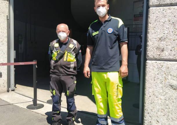 Protezione Civile di Legnano Gianni Genoni