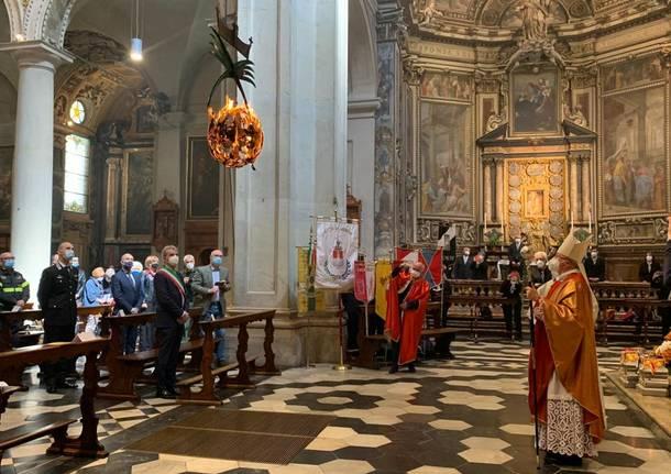 Il rito del Faro nella basilica di San Vittore