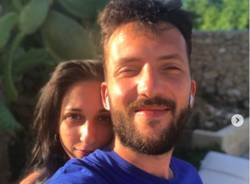 Silvia Malnati e Alessandro Merlo, caduti al  Mottarone
