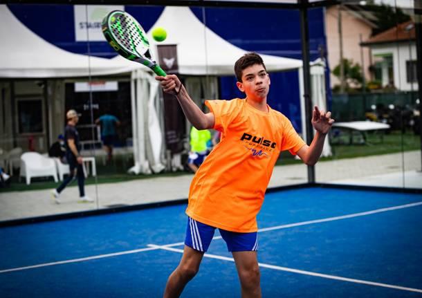 Starpadel Legnano, torneo juniores