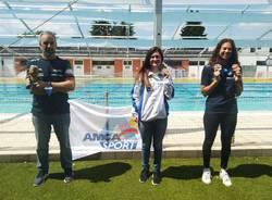Team nuoto Legnano - Castiglioni e Rabbolini