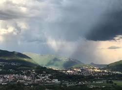 Temporale sul Varesotto - Varese