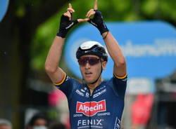 tim merlier ciclismo giro d'italia