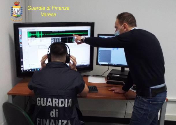 Truffa - immagini guardia di finanza