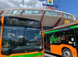 Undici nuovi autobus ibridi per la città di Varese