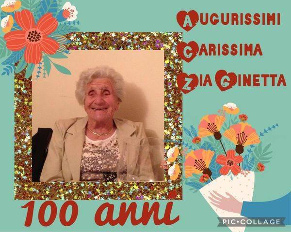 Zia Ginetta Besnate