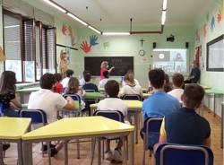 3A della scuola media Paolo VI di Tradate