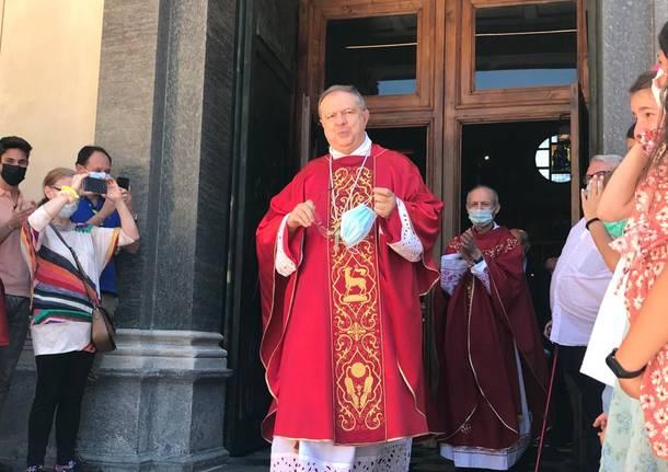 40 anni sacerdozio mons. Angelo Cairati