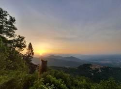 Alba al Sacro Monte