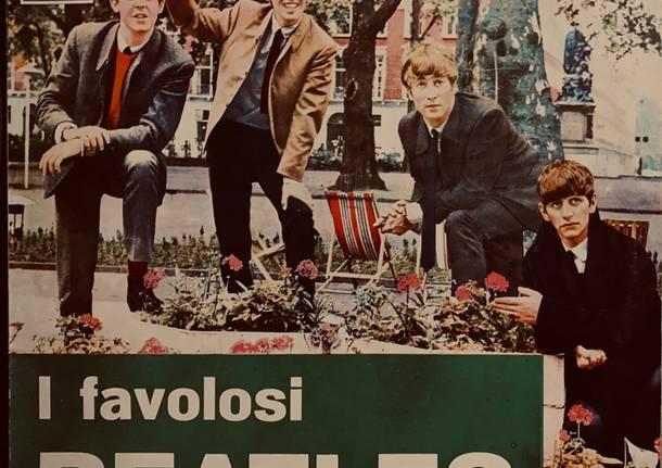 Angera - Beatles - Kapannone dei Libri