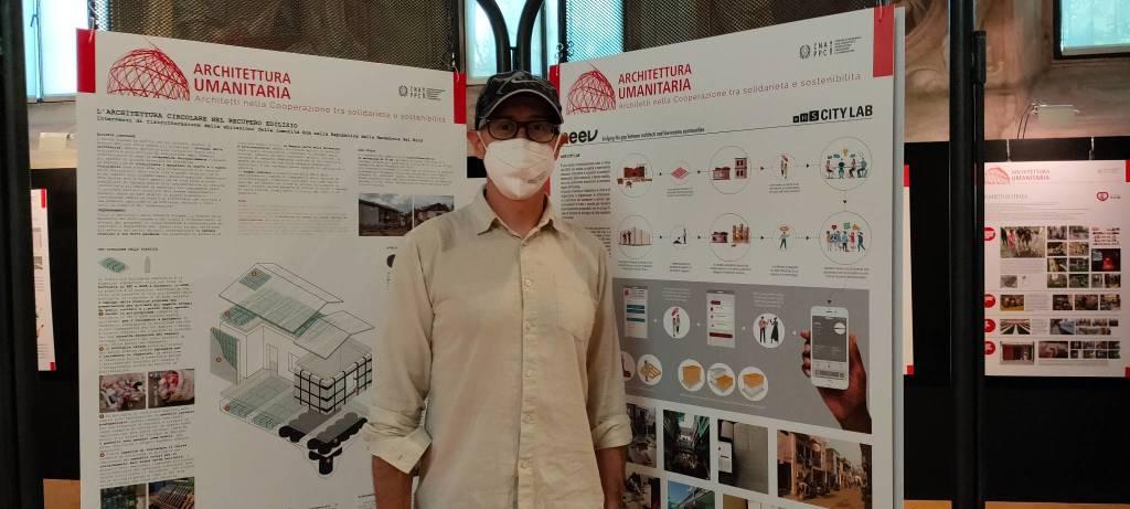 Architettura in mostra alla Sala Veratti