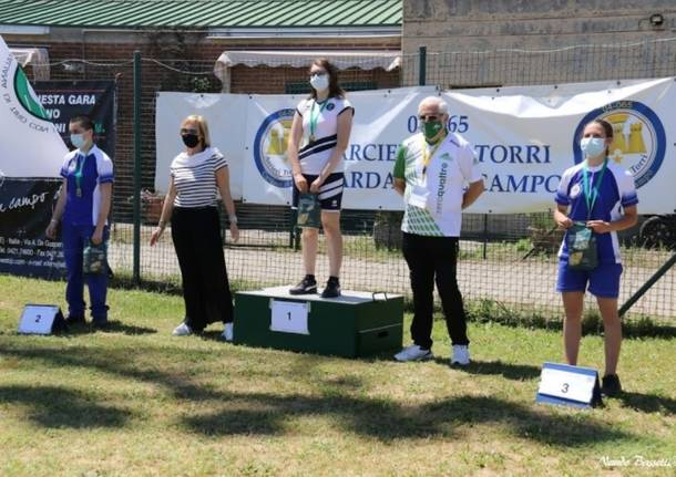Arcieri Tre Torri, ottimi risultati al Campionato regionale targa ricurvo