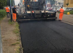 asfaltatura rho
