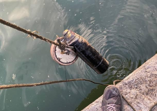 bomba lago di comabbio