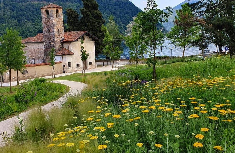 Brusimpiano, San Martino - foto di Clara Comolli