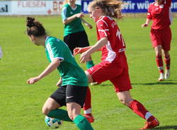 calcio femminile - foto Pixabay