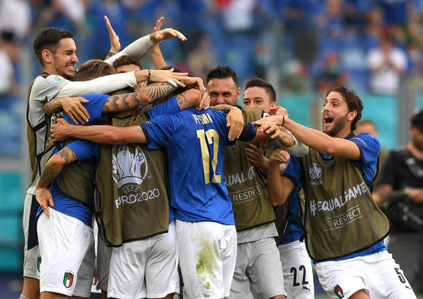 calcio italia nazionale euro 2020