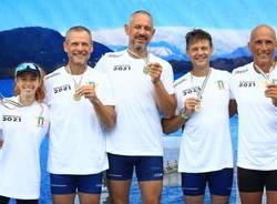 campionati italiani master canottaggio canottieri corgeno 2021 foto claudio cecchin