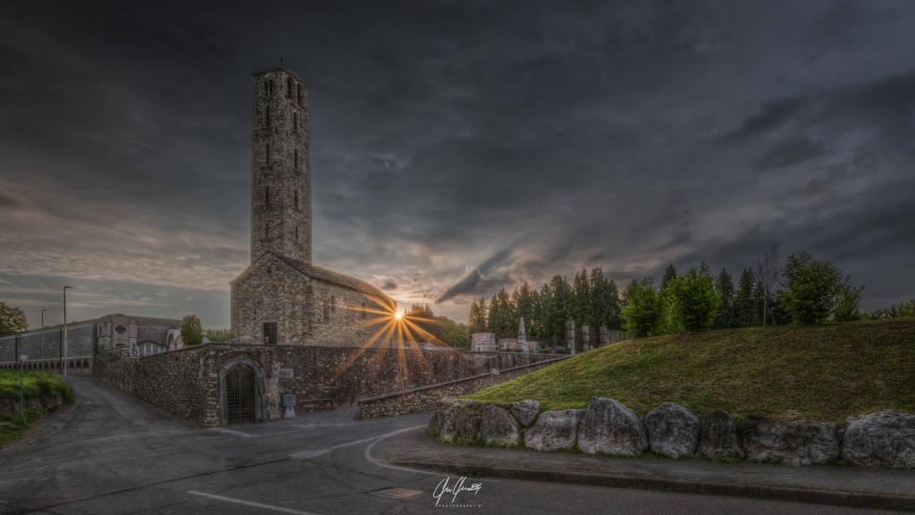 Cantello, Santa Maria in campagna - foto di Luca Lari