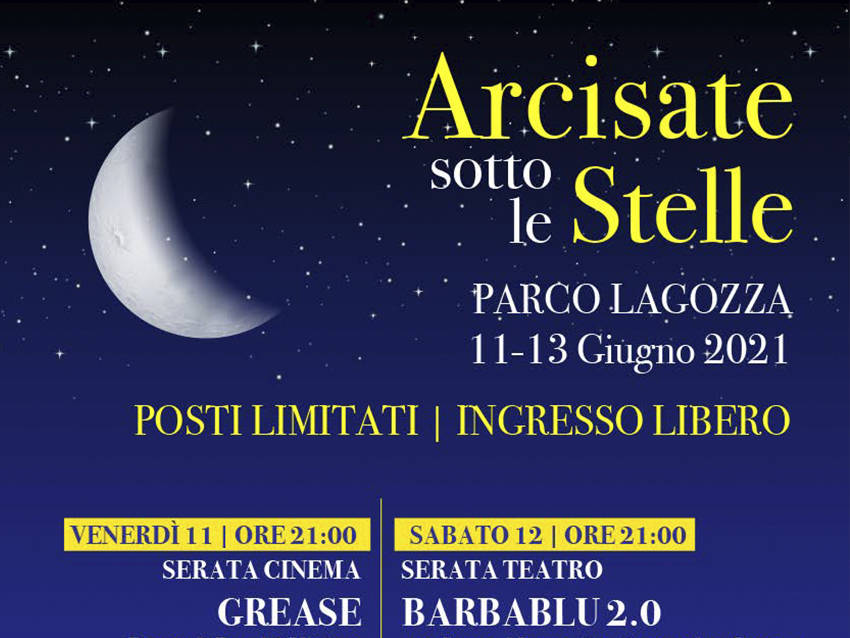 Arcisate sotto le stelle