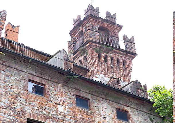 La fiera del Castello a Somma Lombardo