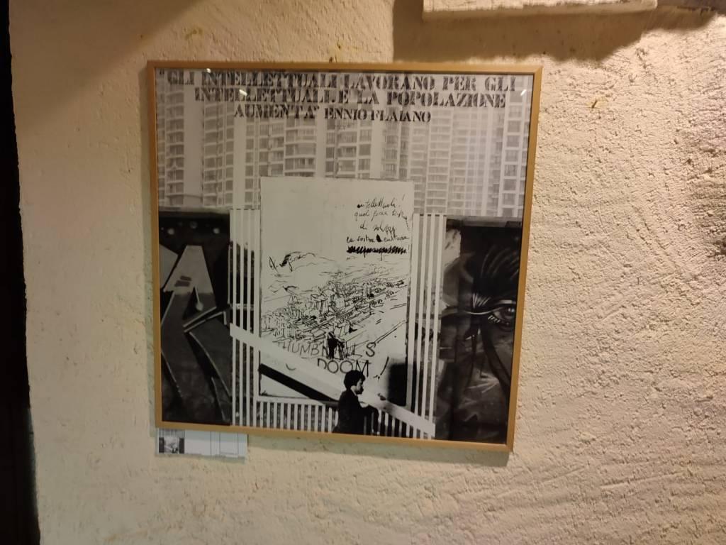 Ugo La Pietra artista ad Arcumeggia