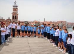 Il Piccolo coro della Valcuvia in tour a Venezia