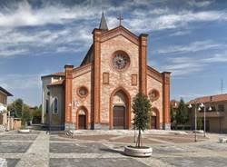 Chiesa San Vittore Martire Villa Cortese