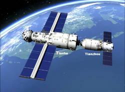 cina spazio gat missione spaziale cinese