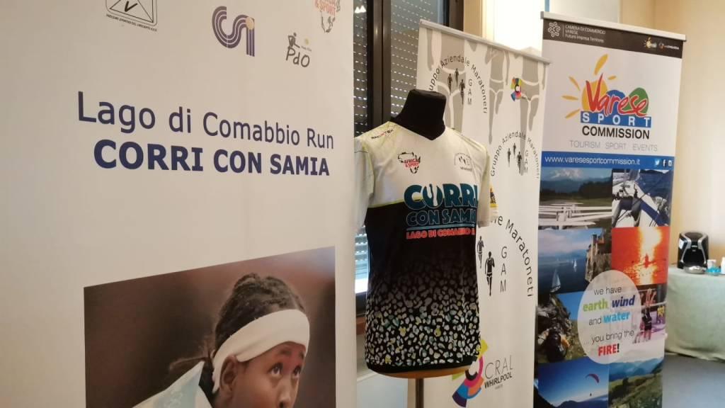 Comabbio Run - corri con Samia 2021