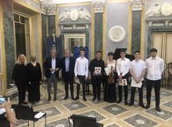 concorso musicale Inner WheelClub Varese e Verbano Distretto 204 Italia C.A.R.F.