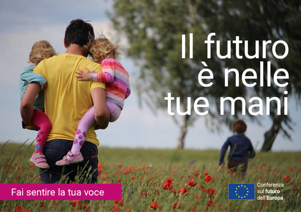 conferenza sul futuro europa