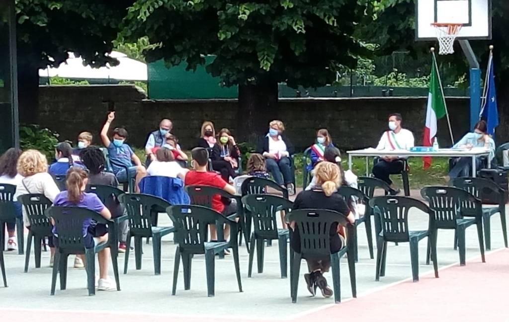 Consiglio comunale dei ragazzi di Azzate