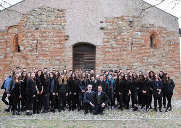 coro liceo candiani bausch