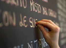 corsi di lingua - lavagna - scuola