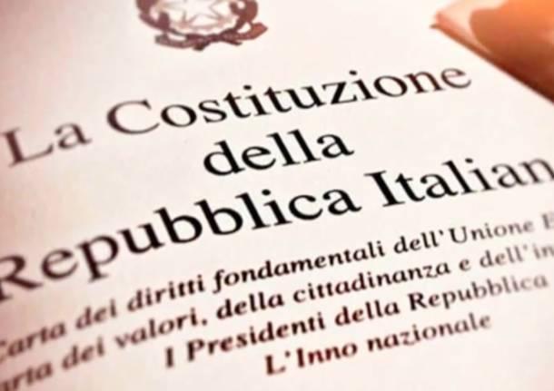 costituzione italiana generica