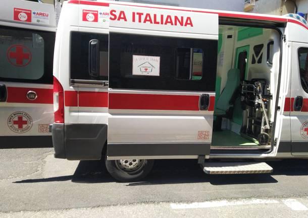 Croce rossa Legnano - Polizia Locale