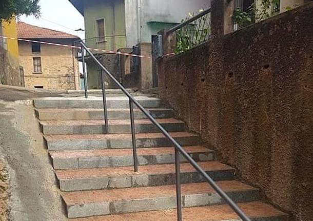 Cuasso - Scaletta di Borgnana