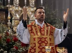 Don Claudio Robbiati lascia Gerenzano. Il saluto della parrocchia